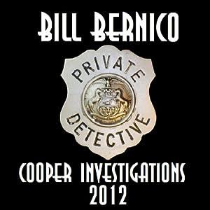 Cooper Investigations: 2012 Audiobook