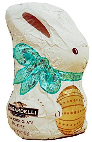 Ghirardelli Milk Chocolate Bunny 3.5 Oz (1 Pack)