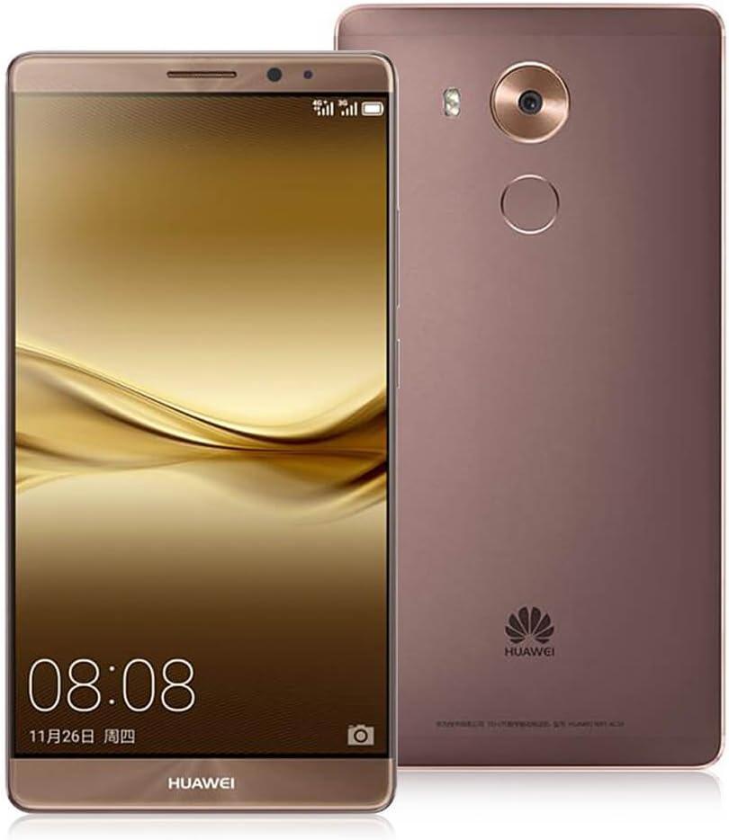 Huawei Mate 8 4+64GB Fingerprint 4G LTE Dual Sim Full Active Android 6.0 Octa Core 2.3GHz 6.0 Inch FHD 8+16MP Mocha Oro: Amazon.es: Electrónica