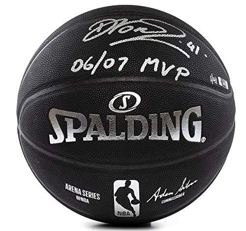 Dirk Nowitzki Autographed/Inscribed