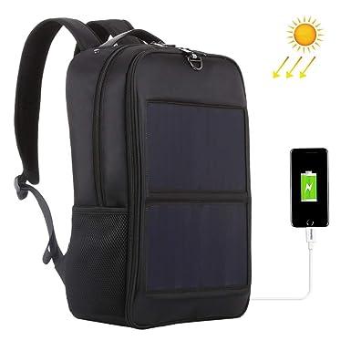 Mochila Para Excursionismo Panel Solar Mochilas Para ...