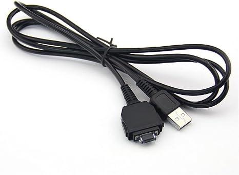 Sony Cyber-Shot DSC-T2 T200 T700 W55 Cámara USB Sincronización Datos Foto