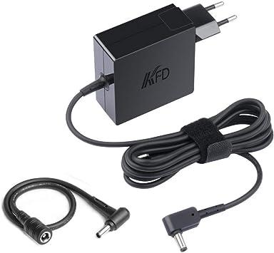 KFD 65W 19V 3,42A Chargeur Alimentation pour ASUS ZenBook UX333FN ASUS Vivobook S530UF S410UA N705UD E406MA ASUS Vivobook Flip TP401MA E402M E402MA