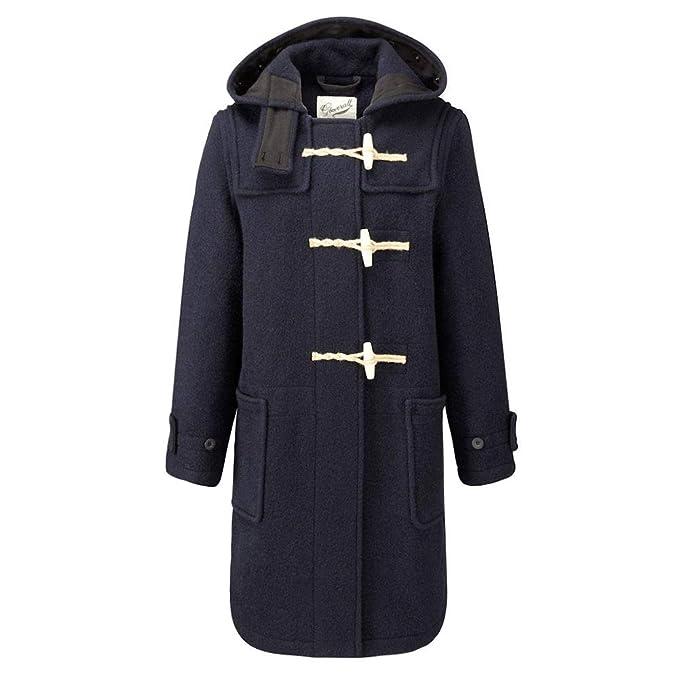 : Gloverall Womens Original Monty Wool Duffle Coat