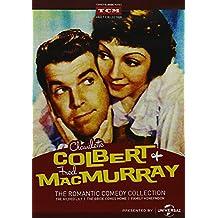 Claudette Colbert & Fred Macmurray:Romantic Comedy