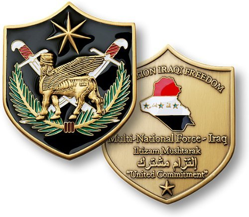 Multi National Force Iraq Challenge