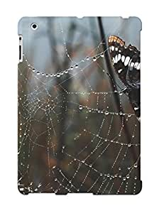 272bf0e1027 Flyinghouse Spider And Butterfly Durable Ipad 2/3/4 Flexible Soft Case With Design