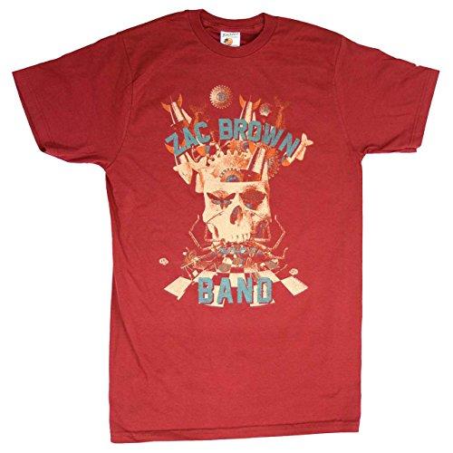 kull Collage T-shirt-Cardinal-medium ()