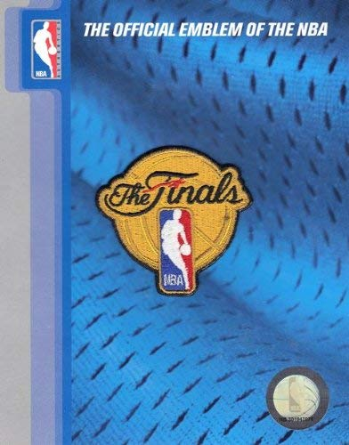 - 2013 NBA 'The Finals' Championship Jersey Patch San Antonio Spurs Miami Heat