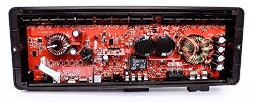 Skar 2000-Watt Monoblock MOSFET Amplifier Control
