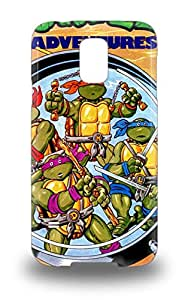 Kaitlyn Patterson's Shop Lovers Gifts 2067526M86195351 Fashion Case Cover For Galaxy S5 American Teenage Mutant Hero Turtles