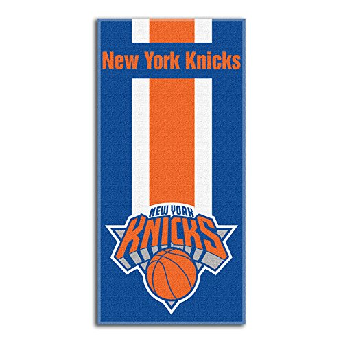 fan products of Northwest NBA New York Knicks Beach Towel, 30 X 60 Inches