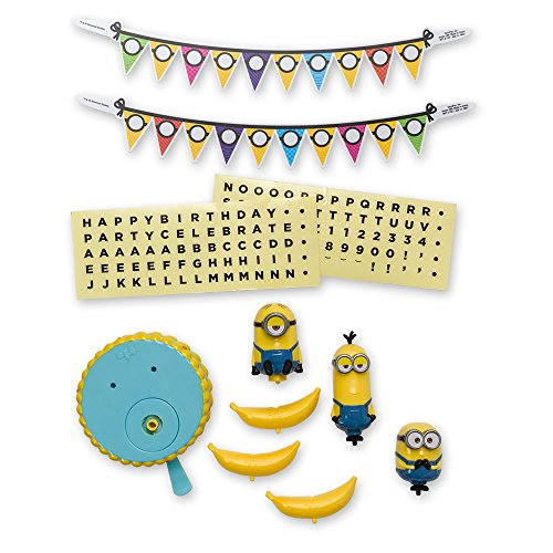 Minions Celebrate! Signature Cake DecoSet Cake Topper]()