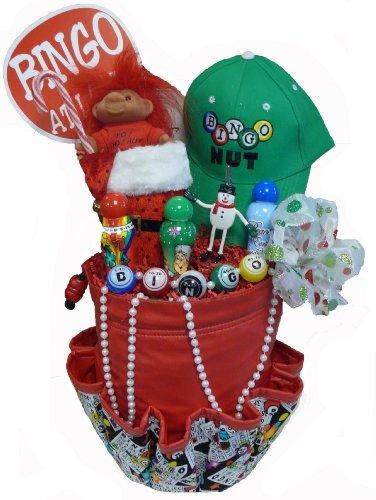 Christmas Bingo Gift Basket #12