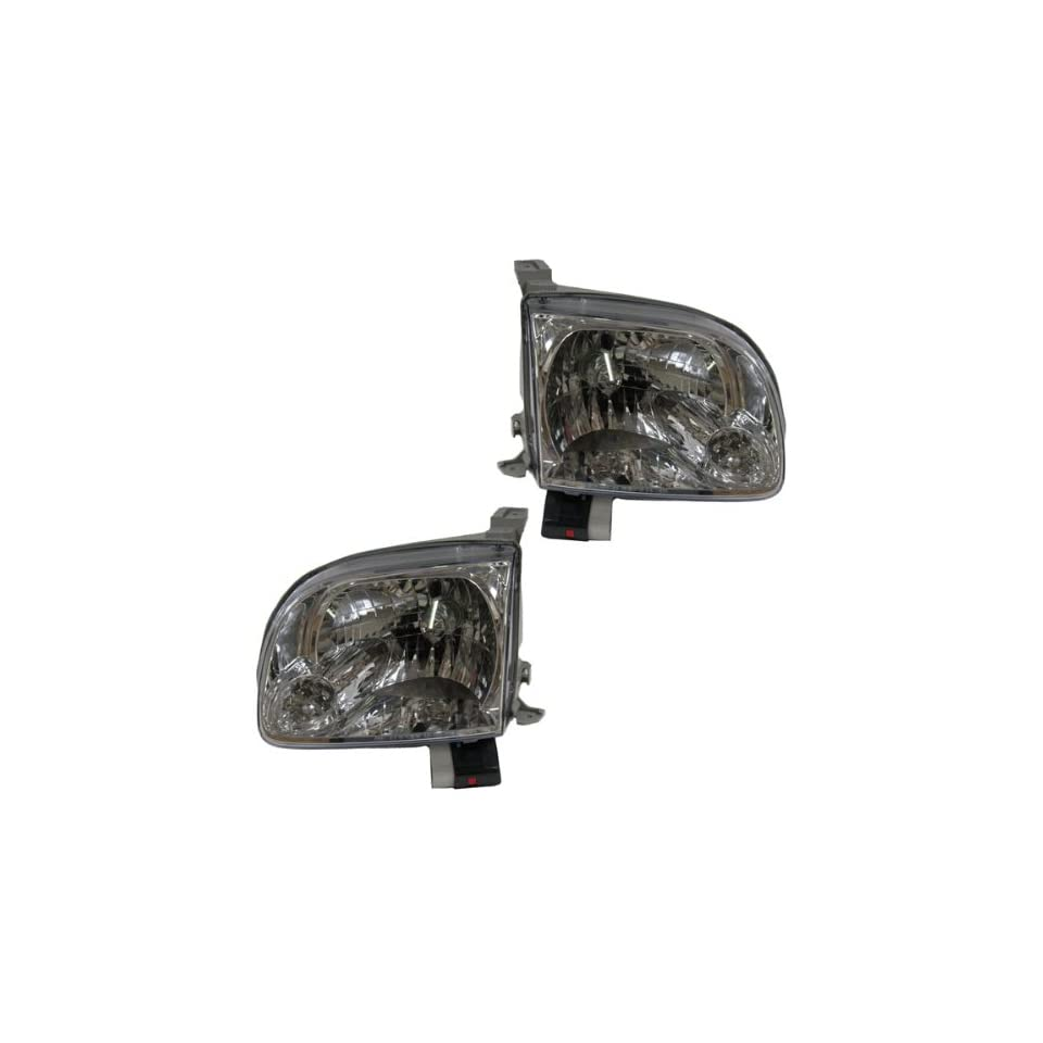 05 07 Toyota Sequoia 05 06 Tundra Pickup Truck Headlights