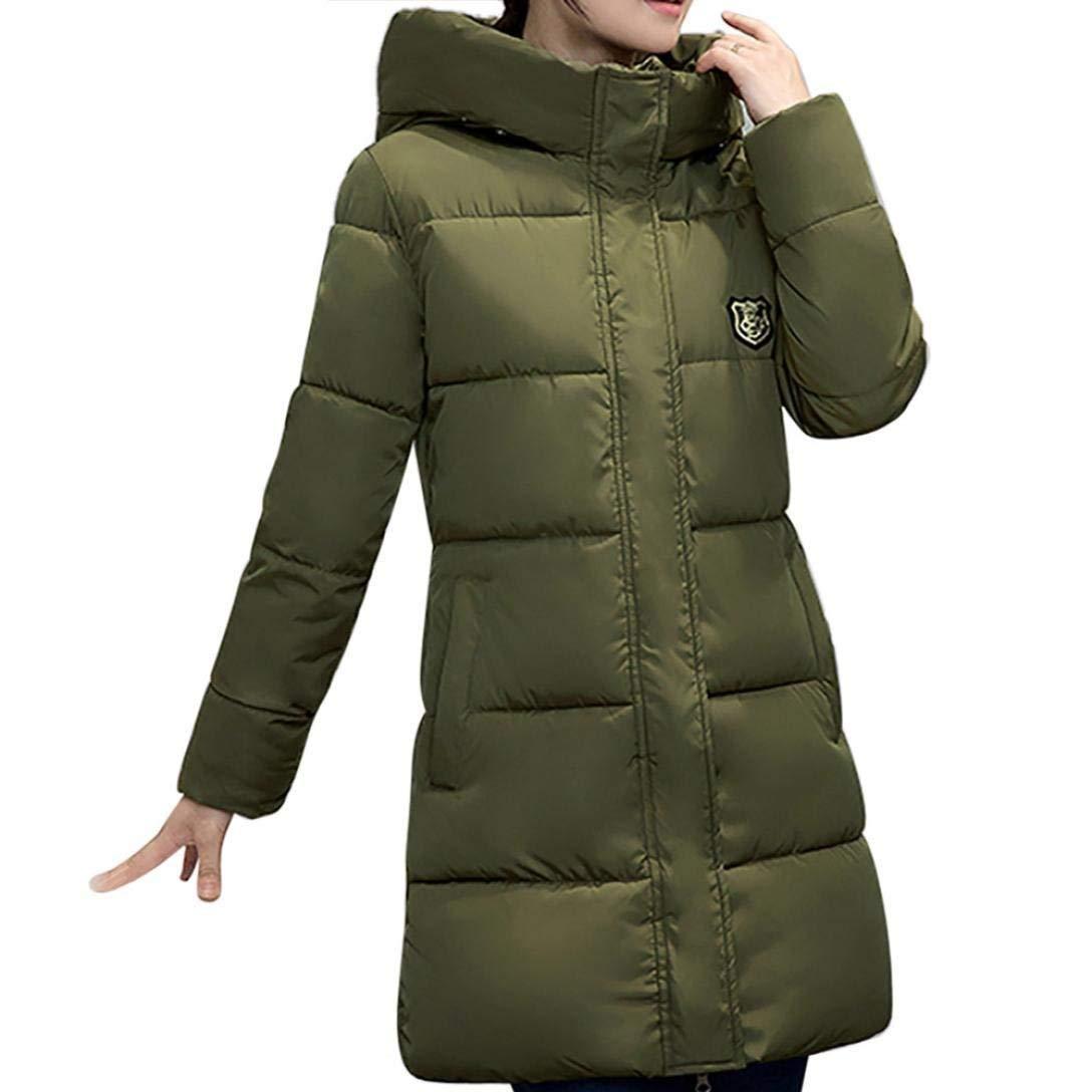 Femme Hiver Manteau Mode Doudoune Longues Grande Taille Parka Avec rdQCtsxBoh