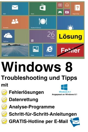 Windows 8 Troubleshooting und Tipps
