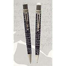 Retro 1951 Tornado Pen & Pencil Set Albert