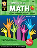 Common Core Math Grade 4, Marjorie Frank, 1629502316