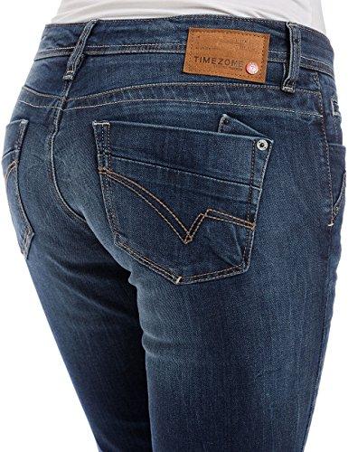 Wash Wash Jeans 3385 Donna Surfer Blau 3385 surfer Tahilatz Timezone nxZaww
