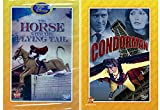 Disney Exclusive Classics: Condorman & The Horse With the Flying Tail 2-DVD Bundle from the Wonderful World of Disney