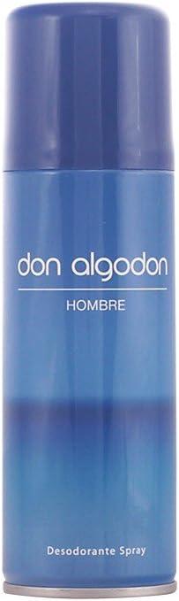 DON ALGODON HOMBRE deo vapo 200 ml: Amazon.es: Belleza