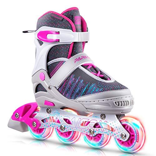 8x//set inline roller axles blades screws skate wheel bolts for skate shoes CL
