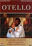 Verdi - Otello / Atlantov, Cappuccilli, te Kanawa, Bevacqua, Rafanelli, Pesko, Verona Opera