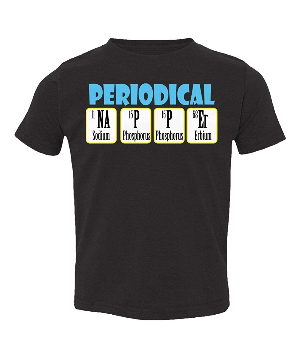 Nap Periodically Element Funny Youth /& Toddler Tee Shirt