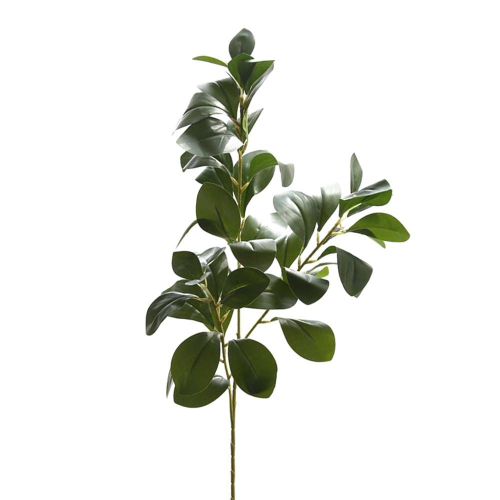 leewos人工植物、人工花Slik Leaves Foliage装飾草ブッシュウェディングパーティーホームガーデン装飾 B07CXM5H6K