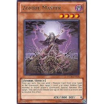 kaartspellen Losse kaarten SR07-EN010 Zombie Master Common 1st Edition Mint YuGiOh Card