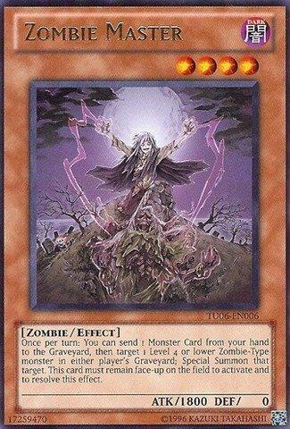 Yu-Gi-Oh! - Zombie Master (TU06-EN006) - Turbo