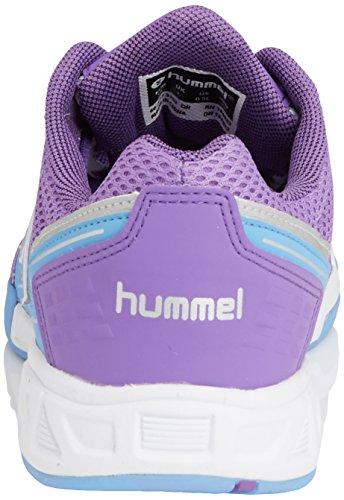 hummel HUMMEL CELESTIAL X5 Damen Hallenschuhe Violett (Purple 3389)
