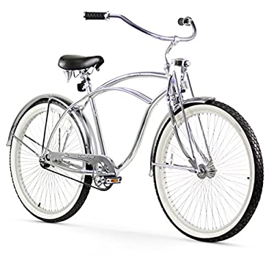 Firmstrong Urban Man LRD Single Speed Beach Cruiser Bicycle