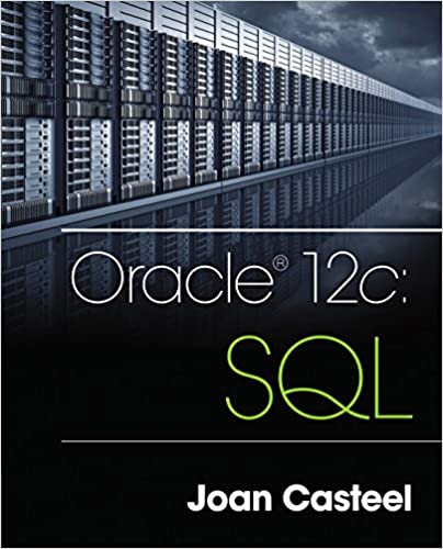 Amazon com: Oracle 12c: SQL eBook: Joan Casteel: Kindle Store