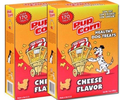 Sunshine Mills Premium 2 Pack Cheese Pup Corn Dog Treats