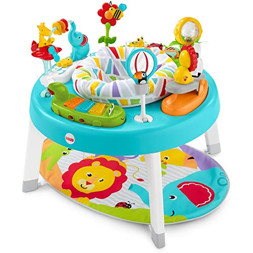 Fisher-Price 3-in-1 Sit-to-stand Activity Center [Amazon Exclusive] from Fisher-Price