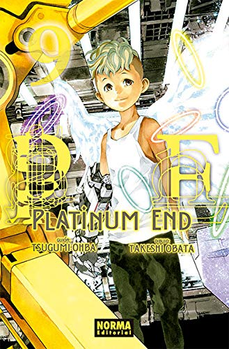 PLATINUM END 9 por Tsugumi Ohba,Takeshi Obata