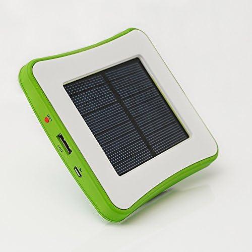 Amazon.com: Cargador solar de ventana, Negro: Touch of ECO