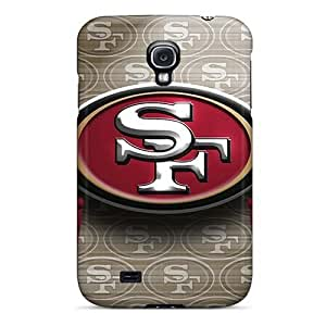 Anti-Scratch Hard Phone Covers For Samsung Galaxy S4 With Custom Fashion San Francisco 49ers Pictures DeanHubley