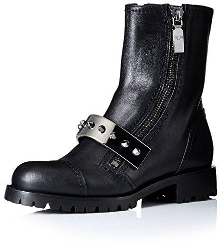 Moto McQueen Women's Black Boot Alexander nUPY8qwxq