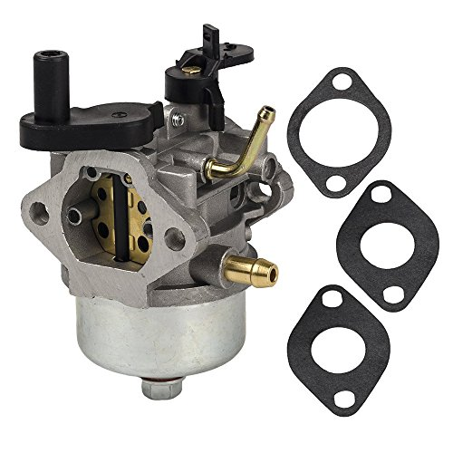 801396 Carburetor for Briggs & Stratton Replaces 801233, 801255 Snow Blower Carb With Gasket