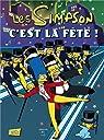 Les Simpson - Spécial Noël, Tome 3 : C'est la fête! par Groening