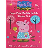 Peppa Pig Sticker Pad Childrens Activity Stickers Stocking Filler Gift Kids