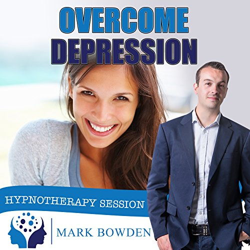 Depression Cd (How To Deal With And Overcome Depression Self Hypnosis CD - Hypnotherapy CD Natural Treatment for Depression)