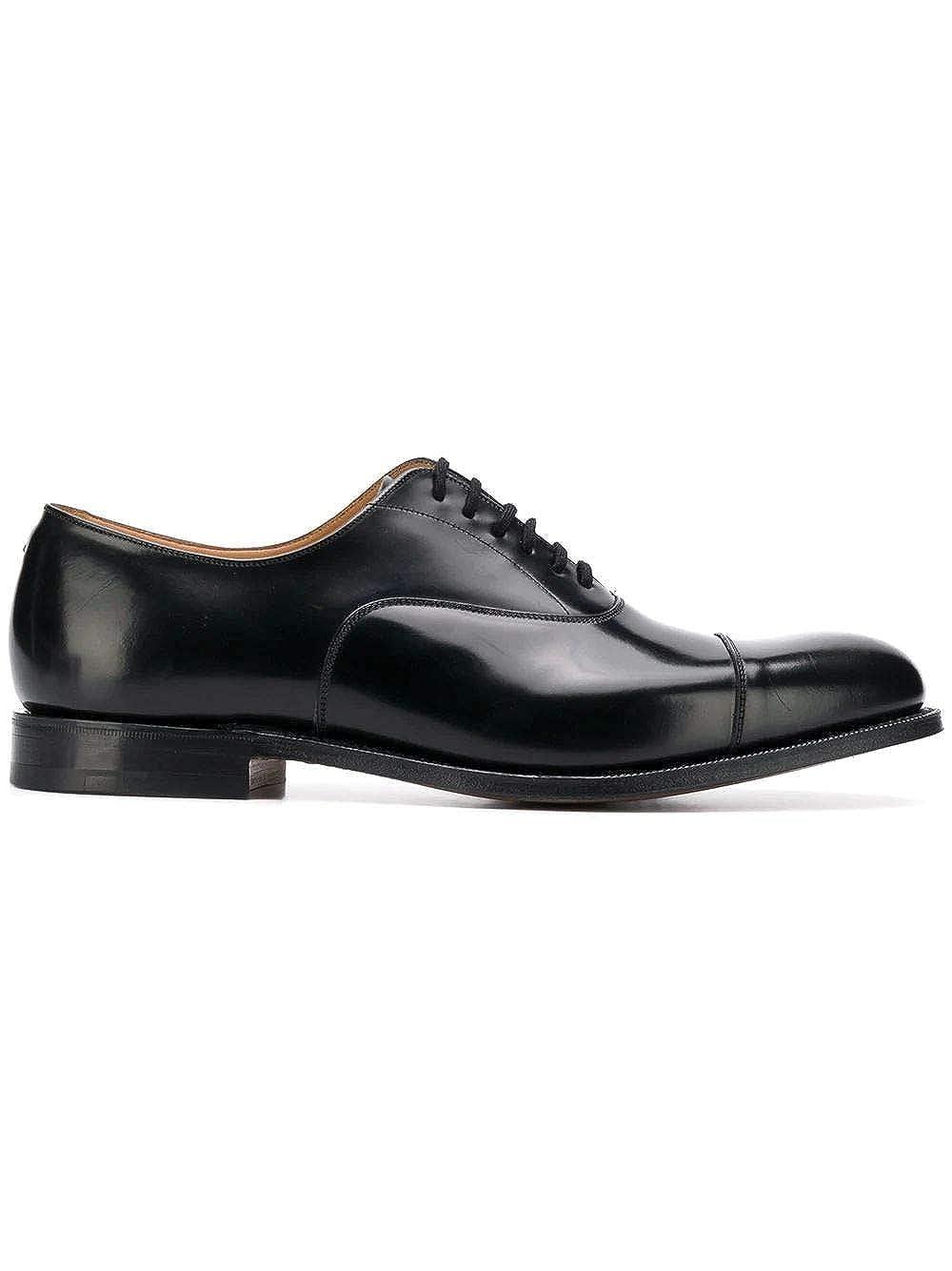 Church's Hombre EEB0179XVF0AAB negro Cuero zapatos De Cordones
