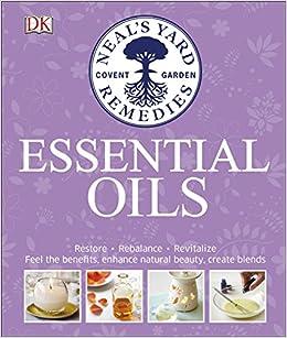 Neal S Yard Remedies Essential Oils Restore Rebalance