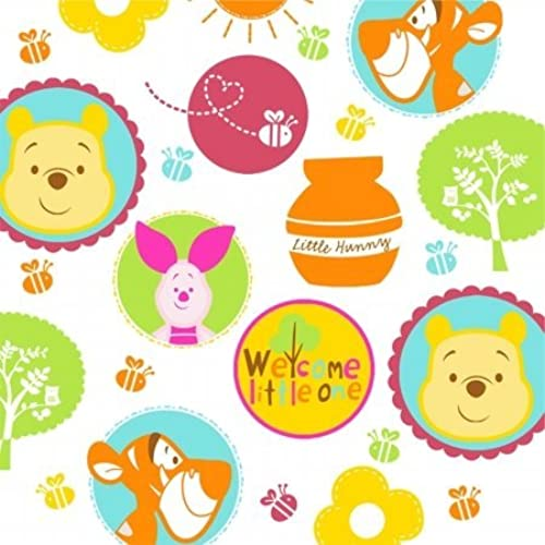winnie the pooh baby shower supplies amazon com rh amazon com Winnie the Pooh and Friends Clip Art Baby Winnie the Pooh Thanksgiving