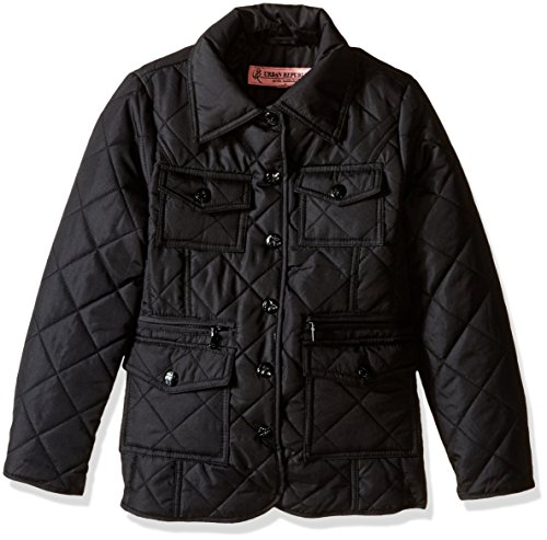 Urban Quilted Jacket - 4