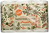 Natural Value 100% Recycled Bathroom Tissue, 400 2-Ply Sheets Per Roll, 12 Double Rolls (Pack of 4)